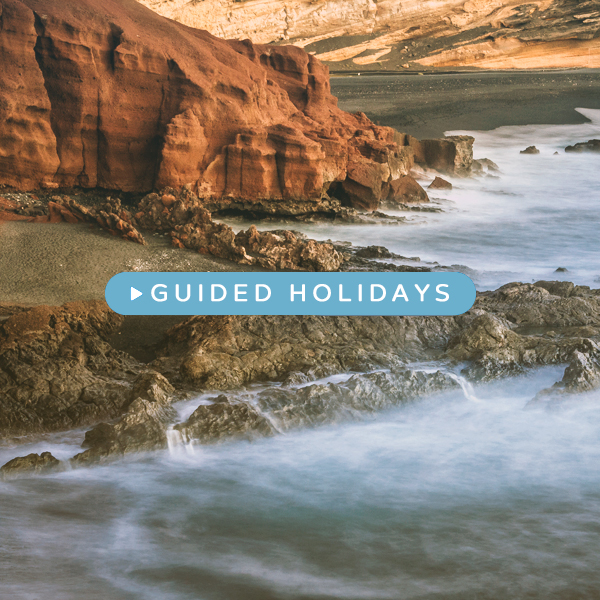Guided Holidays Lanzarote