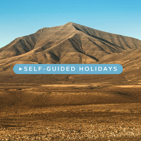 Self-Guided Holidays