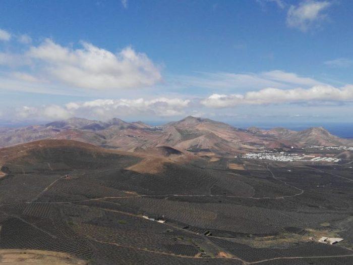 La Geria walk Lanzarote
