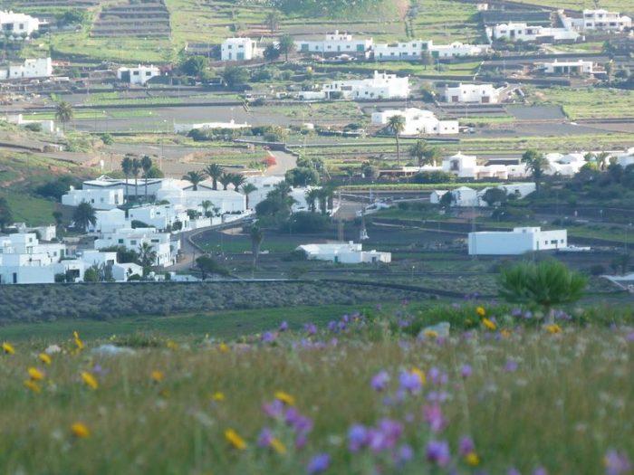 White Villages Walk